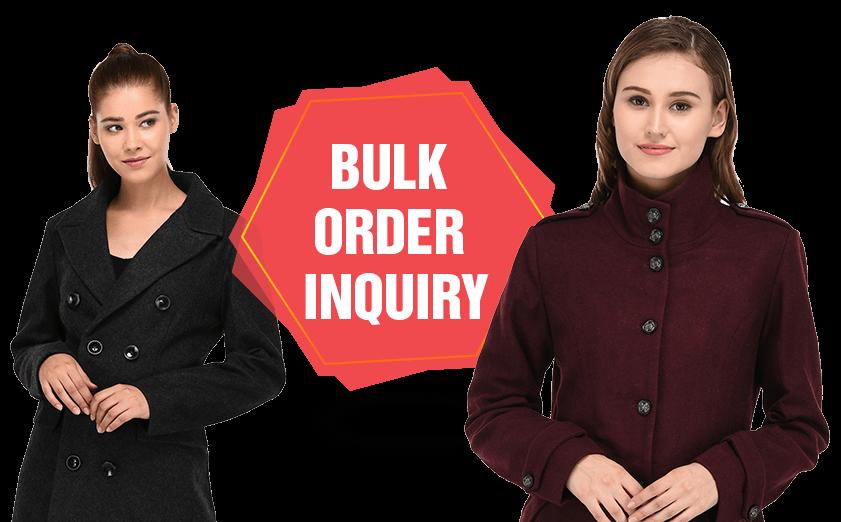 Bulk order inquiry